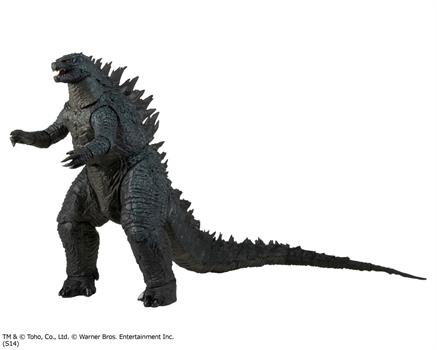 "Godzilla 2014 - 24"" Head to Tail Action Figure"