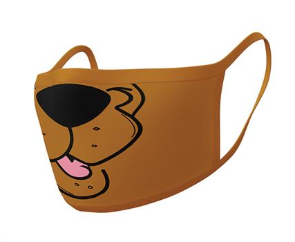 Scooby Doo (Mouth) Face Mask - 2 Pack