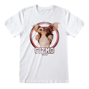 Gremlins - Gizmo Distressed- Tee- Small