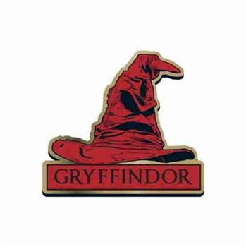 Harry Potter Pin Badge (Gryffindor Sorting Hat)