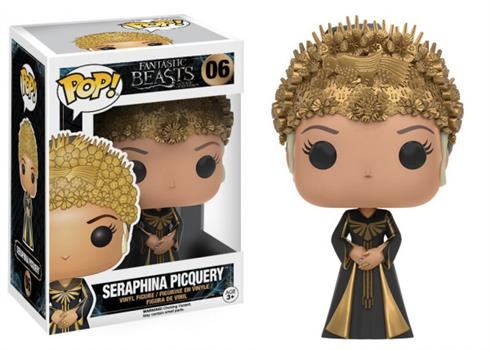 Pop! Fantastic Beasts: Seraphina Piquery