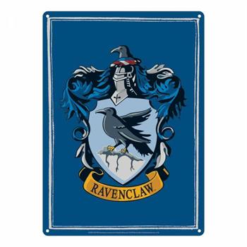 Tin Sign Small Harry Potter Ravenclaw