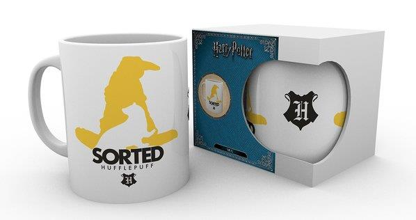 Harry Potter Sorted Hufflepuff