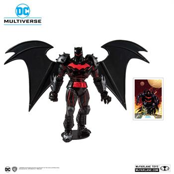"DC Armored 7"" Wave 1 - Batman Hellbat Suit"