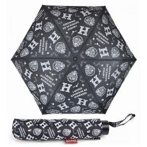 Umbrella (Folded) - Harry Potter (Hogwarts Slogan)
