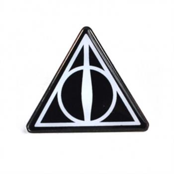 Harry Potter Pin Badge (Deathly Hallows)