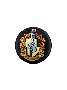 HARRY POTTER (HUFFLEPUFF CREST) BADGE