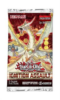 Yu-Gi-Oh Ignition Assault Booster Packs