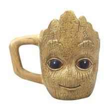 Marvel Comics (Baby Groot) Shaped Mug