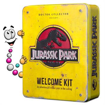 Jurassic Park Welcome Kit (Dr Collector)