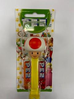 Toad PEZ Dispenser