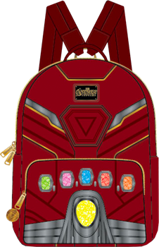Loungefly: Iron Guantlet End Game Hero Backpack