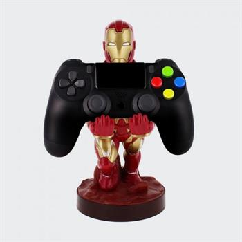 Cable Guy Phone & Controller Holder - Iron Man