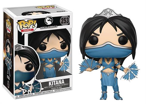 POP: Mortal Kombat: Kitana