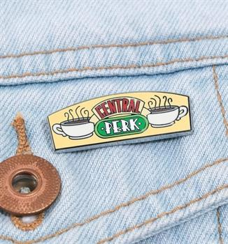 Friends Central Perk Pin Badge
