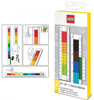 LEGO - BUILDABLE RULER