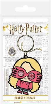 Harry Potter (Luna Chibi) Rubber Keychain