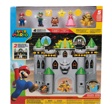 Super Mario Bowser's Castle