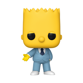POP! The Simpsons Gangster Bart