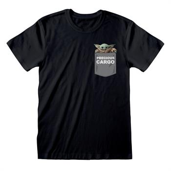 Mandalorian The Precious Cargo Pocket -Tee- XL