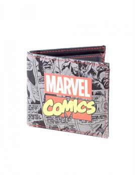 Marvel Comics AOP Bifold Wallet