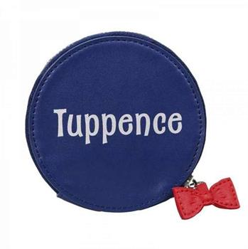Mary Poppins - Round Coin Purse (Tuppence)