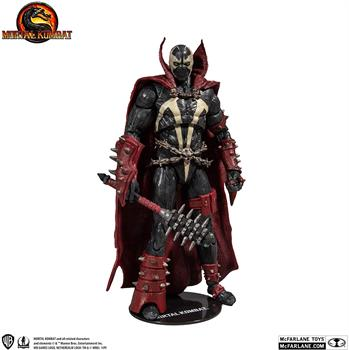 "Mortal Kombat 2 7"" Figure - Spawn w/ Mace"