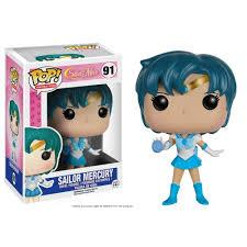 Pop! Anime: Sailor Moon - Sailor Mercury