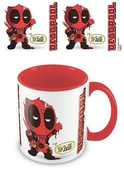 Deadpool Mug (From Awesome to Gruesome)