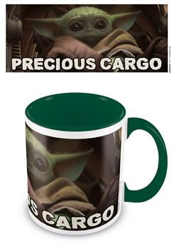Star Wars: The Mandalorian (Precious Cargo) Mug
