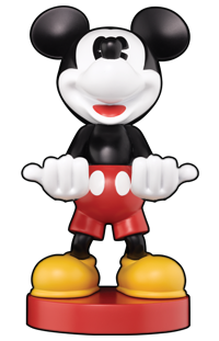 Cable Guy Phone & Controller Holder Mickey Mouse