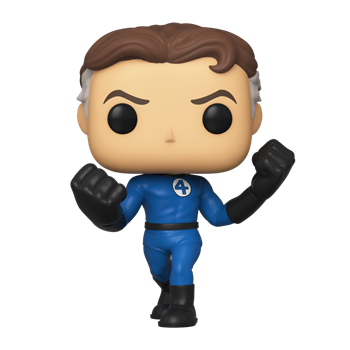 POP Marvel: Fantastic Four - Mister Fantastic