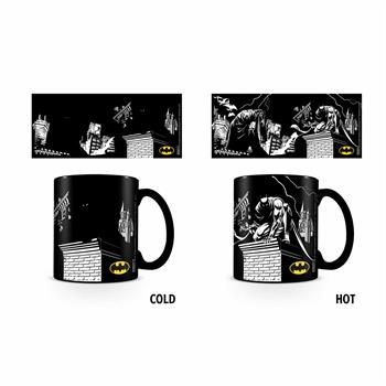 DC Comics (Batman Shadows) Heat Change Mug