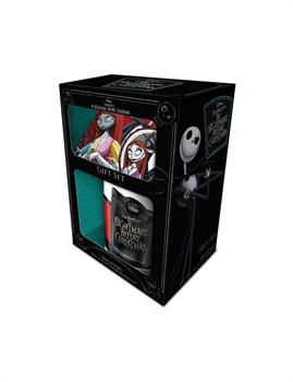 Nightmare Before Xmas Jack & Sally Gift Set