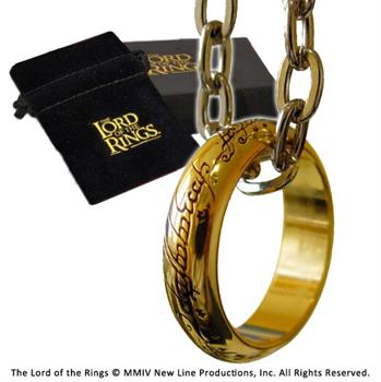 Lord of the Rings - The One Ring Necklace