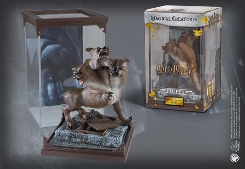 Harry Potter Magical Creatures Fluffy