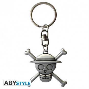 "One Piece - Keychain 3D ""Skull Luffy"""
