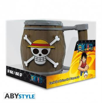 One Piece - Mug 3D - Barrel