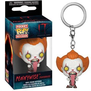 POP Keychain: IT: Chapter 2- Pennywise Dog Tongue