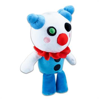 "Piggy 7"" Collectable Plush - Clowny"
