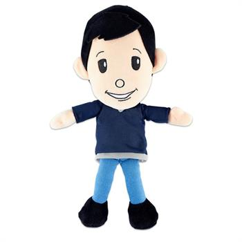 Friends Plush Ross