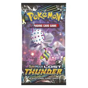 Pokemon TCG: Sun & Moon Lost Thunder