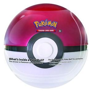 Pokemon TCG: Poke Ball Tin