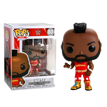 POP WWE: Mr T