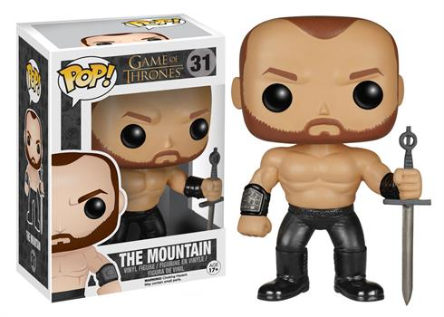 POP: GOT: The Mountain