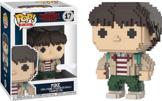 POP: Stranger Things: 8-Bit Mike