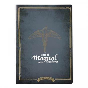 Harry Potter Exercise Notebook (Magical Creatures)