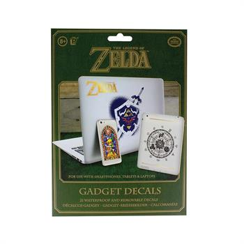 The Legend Of Zelda Gadget Decals