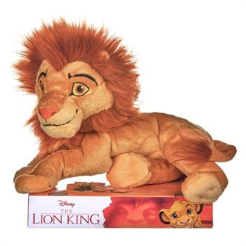 "Lion King 25CM (10"") Simba Adult"