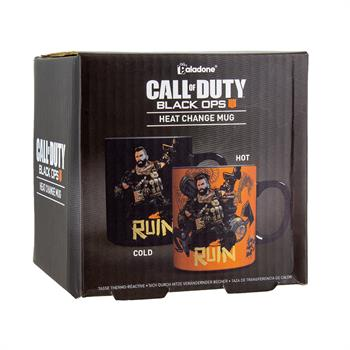Call of Duty: Black Ops 4 Heat Change Mug